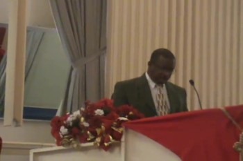 The Acknowledgment Of God with Pastor Randall part 1
