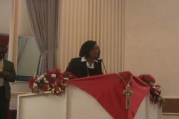 Prayer with Rhonda Winn
