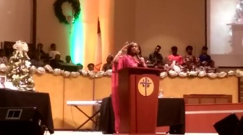 Dr. Pat at Tabernacle of Praise Church Intl