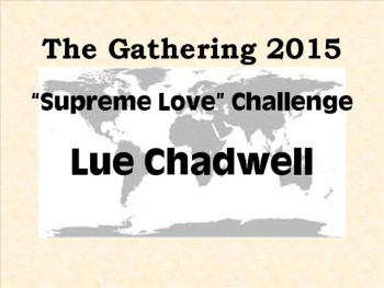 "The ""Supreme Love"" Challenge"