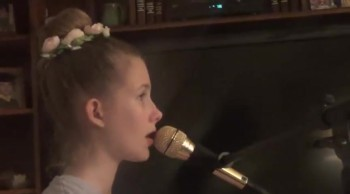 "11 Year Old Sings Moving Version of Kellie Pickler's ""I Wonder"""