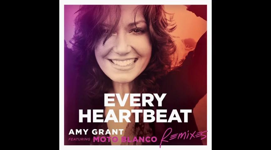 Amy Grant - Every Heartbeat (RMX Club Remix)