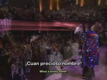 Cuán precioso nombre (What a lovely name)
