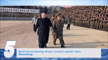 Did U.S. take out N. Korea's internet? (Second Coming Watch #564)