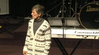 February 8, 2015 Rev. Linda Evans