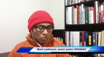 Mark Lastimoso: Doing Theology Forum