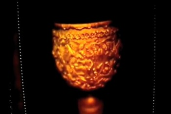3D HOLOGRAM: Antioch Chalice