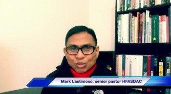 Mark Lastimoso: Expecting His Return
