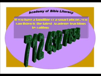 "The ""faithing"" of Hagar - Jesus is Torah Training! - Genesis 16"