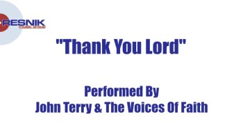 Patricia Theus- Thank You Lord