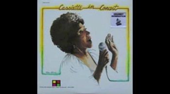 Cassietta George- Blowin' In The Wind