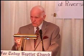 Part 2 -- The Same Lump   –  Romans 9:12-21  –  Pastor D. A. Waite – BFTBC