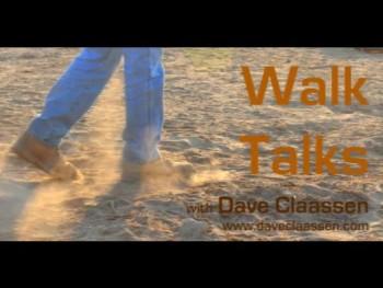 Walk Talk -- The Lord's Prayer --Pt 1