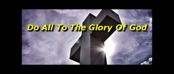 Do All To The Glory Of God - Randy Winemiller