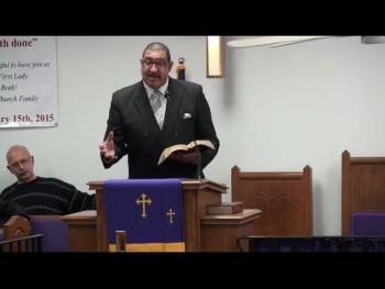Rev. Wendell F. McGinnis, Jr.