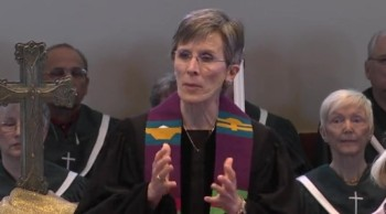 March 8, 2015 Rev. Linda Evans