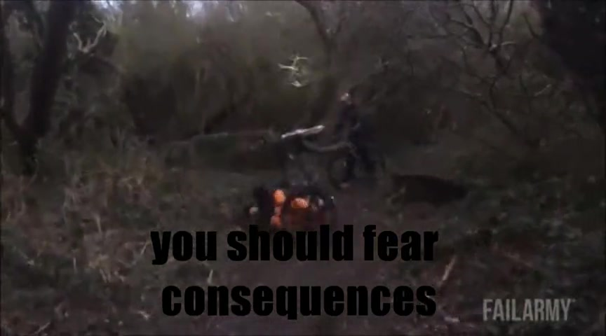 Why are you so fearful?