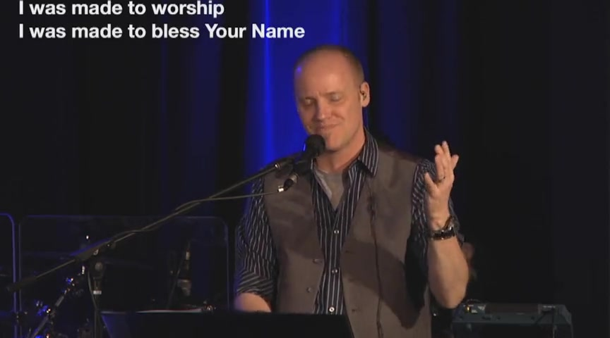 Incredibly HEART-STIRRING Worship Song From Bart+Tricia - 'Made For Worship'