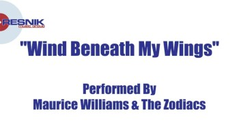 Maurice Williams & The Zodiacs- Wind Beneath My Wings