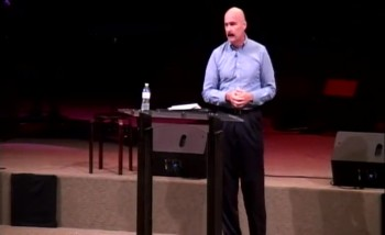 Part 2: Missionary Kevin Bart Preaching: God's Call, Missions, the Gospel