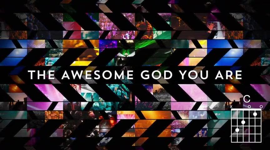 Matt Redman at Passion - The Awesome God You Are