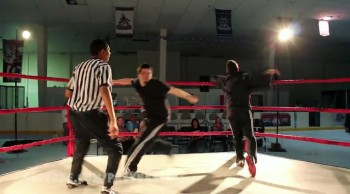 Funny Christian Brother vs Brother Pro Wrestling Match