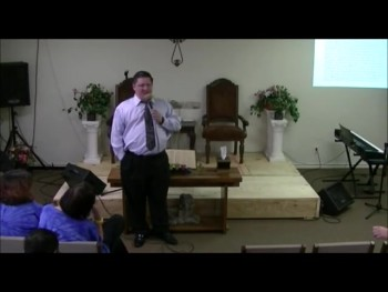 "3-1-15 SERMON׃ ""The Sermon Jesus Never Preached"" HD"