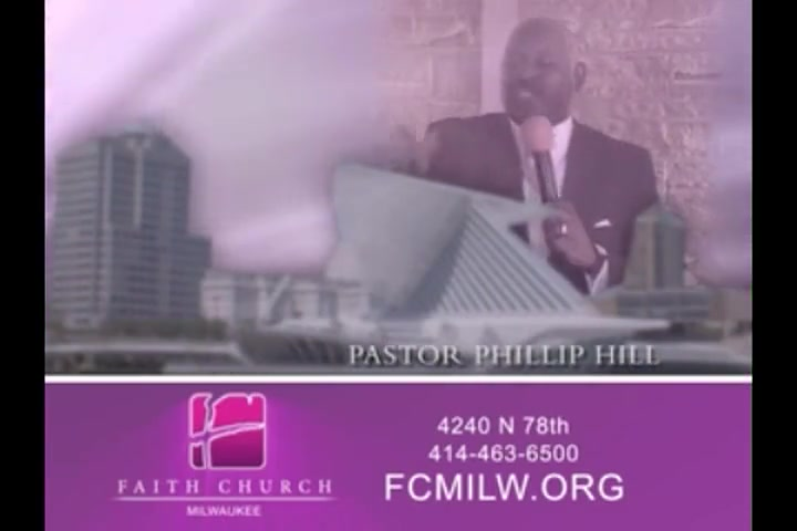 Pastor Phillip Hill Sr
