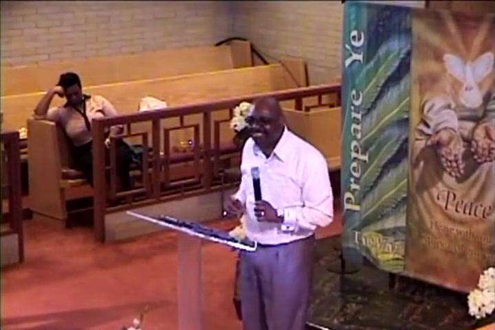 Pastor Phillip Hill Sr