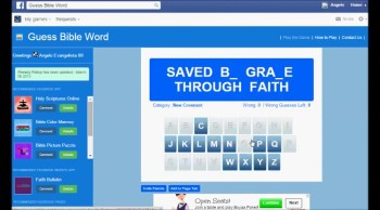 Guess Bible Word