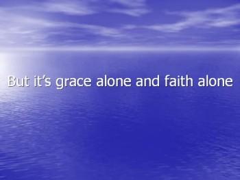 Grace Alone - Ana Rochford