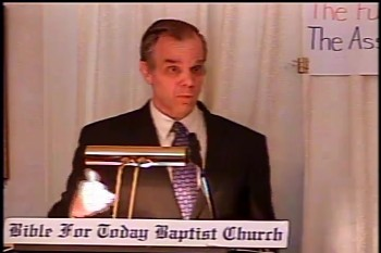 Methodist Battles & Westminster Seminary  – History of Fundamentalism Class #23 – BFTBC