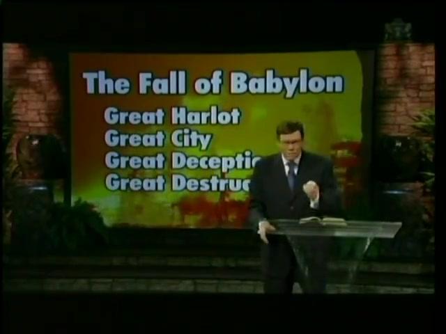 Revelation: The Fall of Babylon