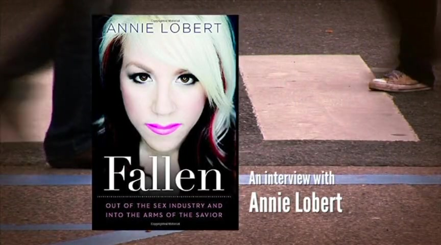 Crosswalk.com: One Woman's Story of Leaving the Sex Industry and Finding Redemption - Annie Lobert
