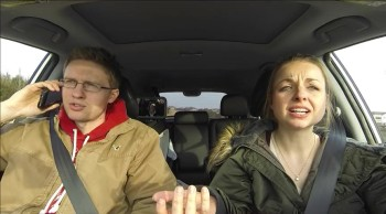 THINGS HUSBANDS NEVER SAY: Driving Edition
