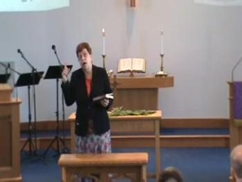 Sermon 3/29/15