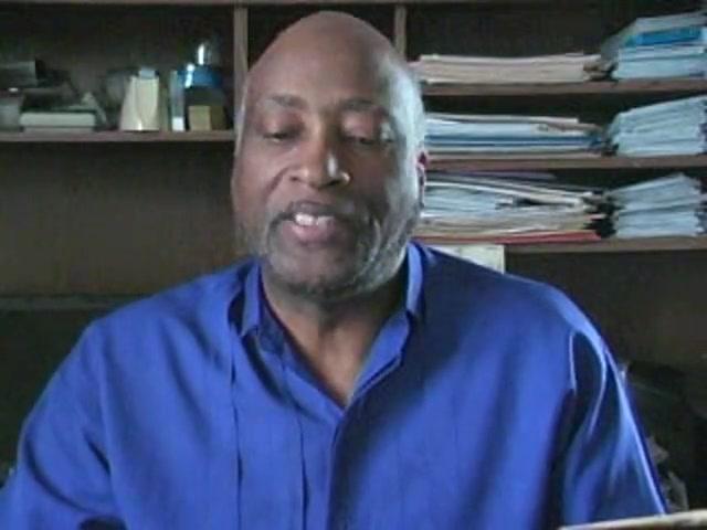 Minister Virgil Taylor's,