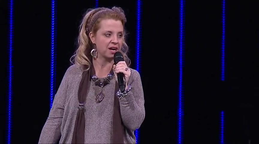 Kerri Pomarolli - Mother's Day 2014 - High Desert Church