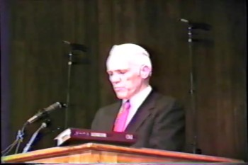 Expounding The Holy Scriptures  on  the Blood of Christ  – Dr. D. A. Waite  – BFT1452