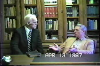 Interview with Dr. Roland Rasmussen   – Dr. D. A. Waite  – BFT1452