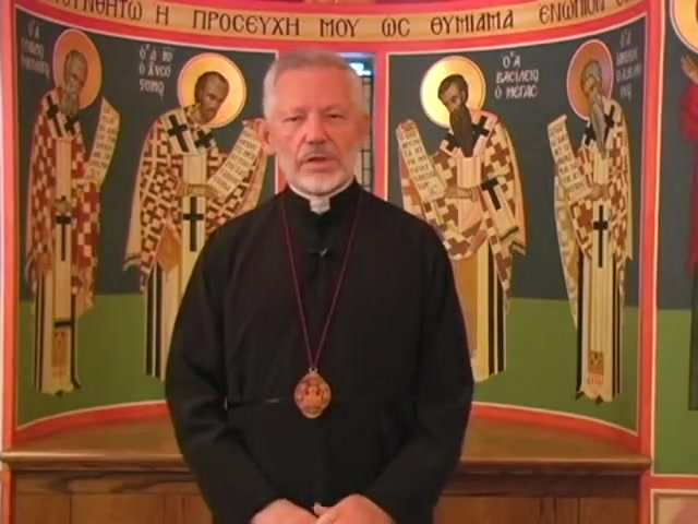 Metropolitan Sotirios of Toronto - Orthodox Voice - January 11, 2015