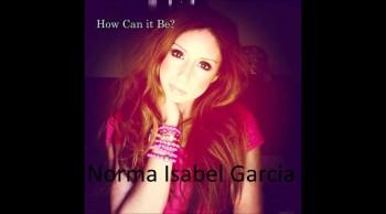 New Artist Norma Isabel Garcia original song