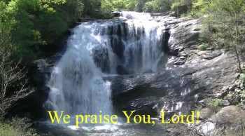 We Praise You, Lord