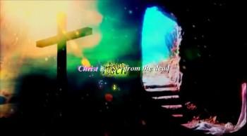 Christ is Risen - Matt Maher - ( Visual Lyrics )