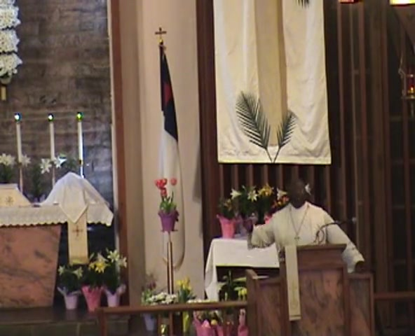 Martin Luther Chapel - April 5, 2015