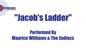 Maurice Williams & The Zodiacs- Jacob's Ladder