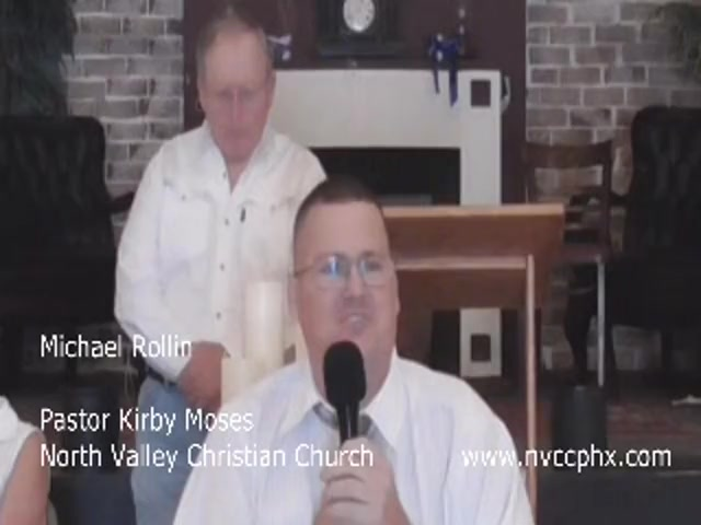 NVCC Easter Service 4/5/2015