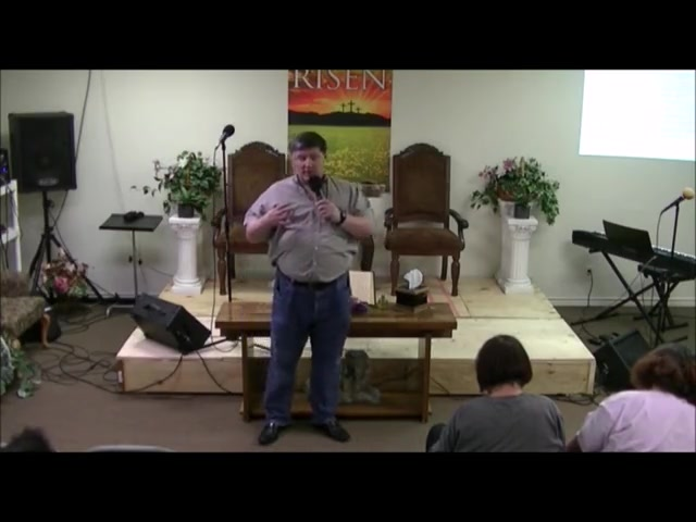050 - A Walk Through The Book Of ROMANS (Sess 50 - CH 15:1) 4-7-15 MD