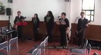 Coro para bodas /Xv años /Primera comunión Guadalajara-La forza del Silenzio-Jesús Amigo