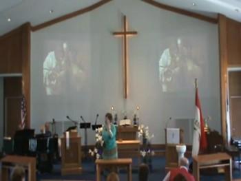 Sermon 4/12/15